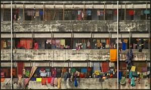"Digital Open Honorable Mention, Jim Downs, ""Laundry Dayin Dhaka"""
