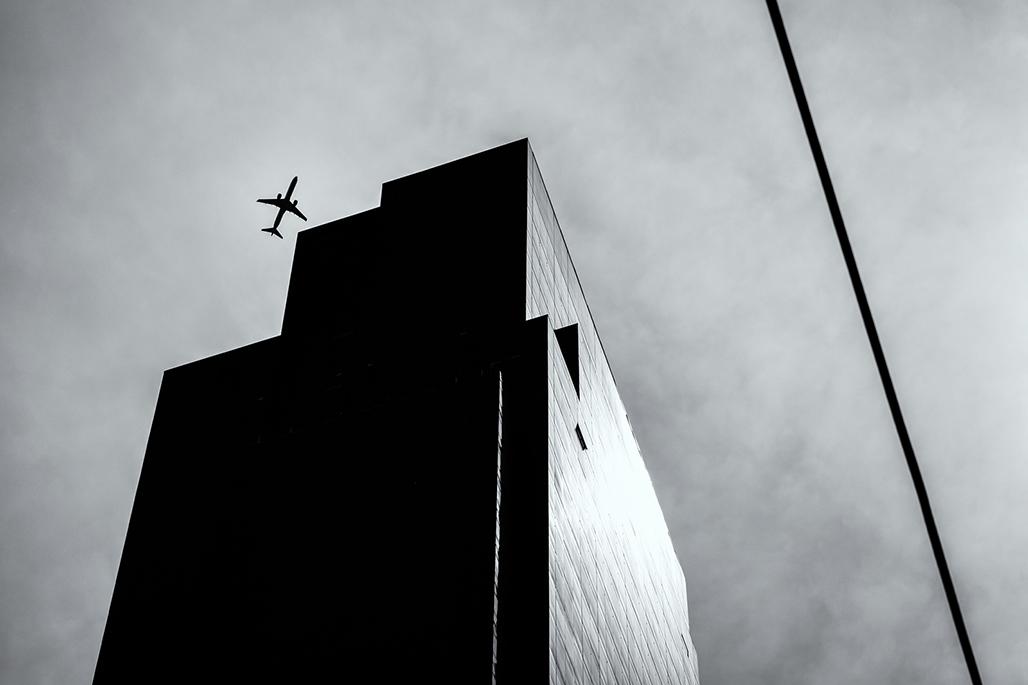 """Urban Silhouettes, NYC,"" Print Realism, Daniel Joder"