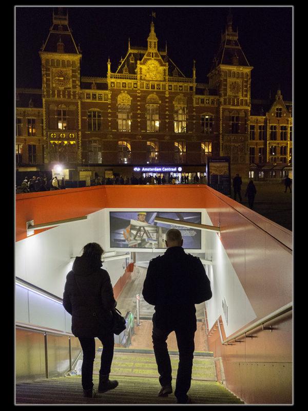 """Award, Digital Special Topic, """"Amsterdam Train,"""" John Kieffer"""