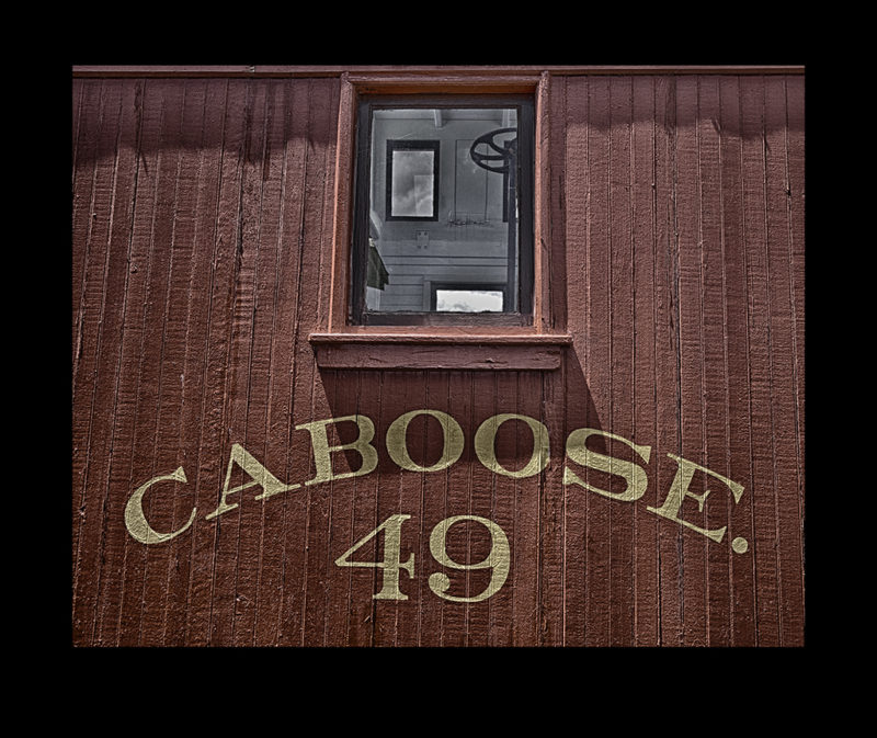 "Award, Print Special Topic, ""Caboose,"" Bruce Henderson"