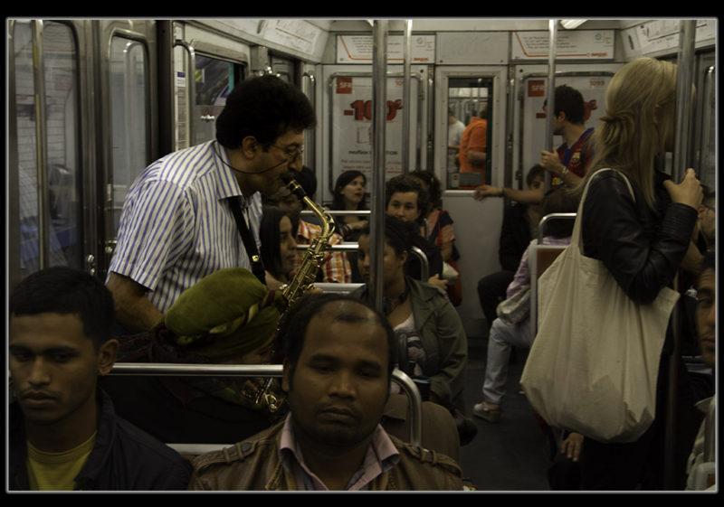 "Award, Digital Special Topic, ""Paris Train,"" John Kieffer"