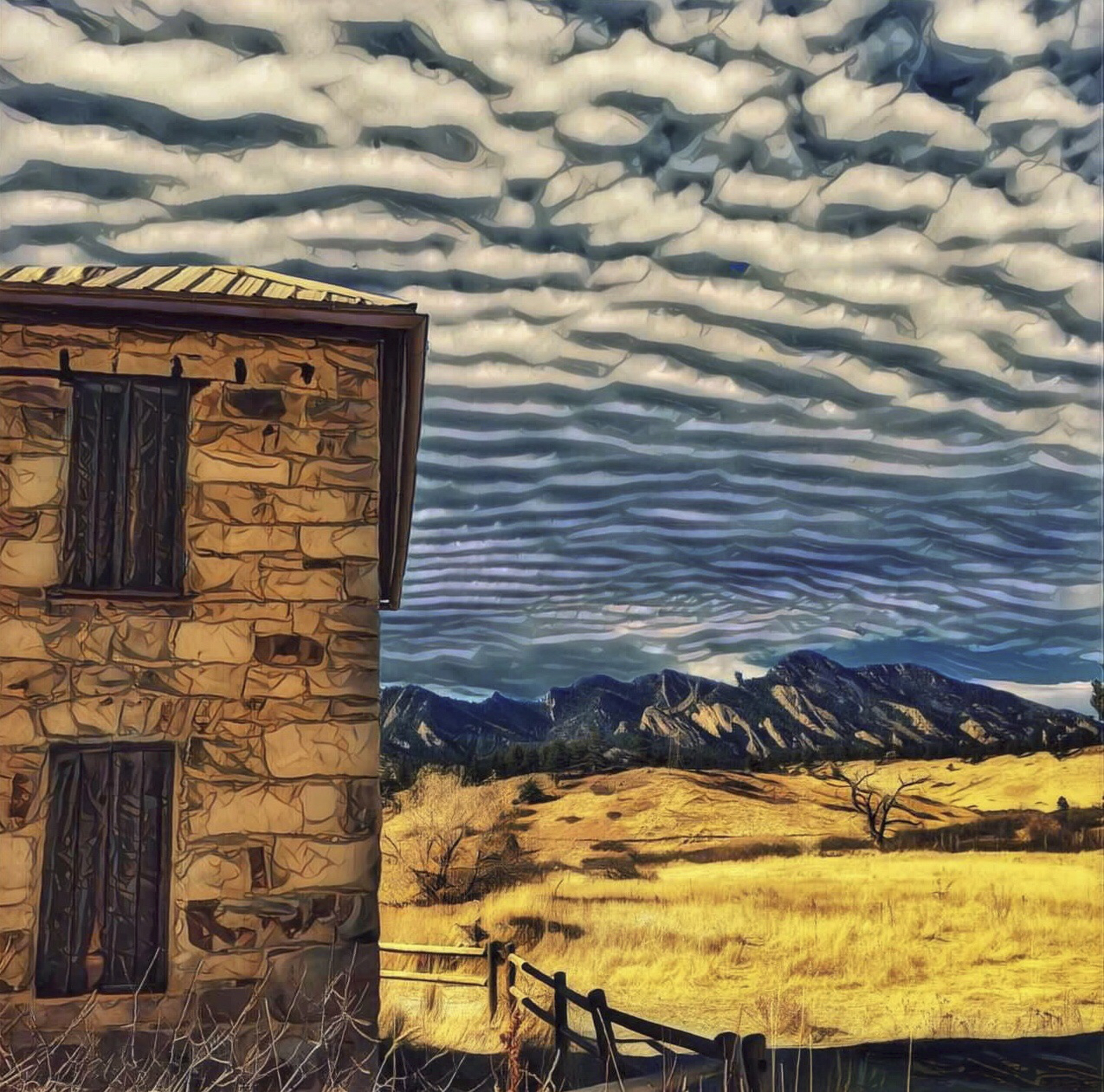 """Award, Digital Special Topic, """"Homestead,"""" Cary Wolfson"""